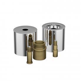 Treos Verlängerungsset für UP-Box Wanne/Brause Thermostatbatterie