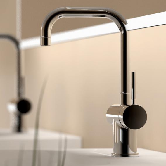 Treos Serie 190 Einhebel-Waschtischarmatur mit Ablaufgarnitur