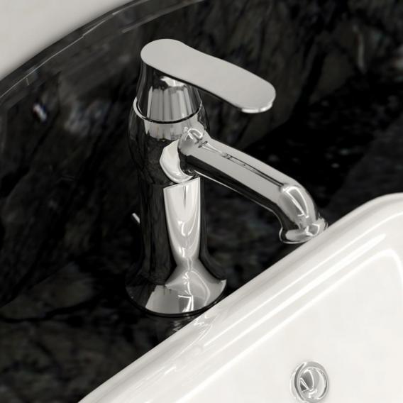 Treos Serie 199 Einhebel-Waschtischarmatur mit Ablaufgarnitur