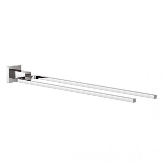 Treos Serie 505 Design Handtuchhalter 2-armig, wandhängend