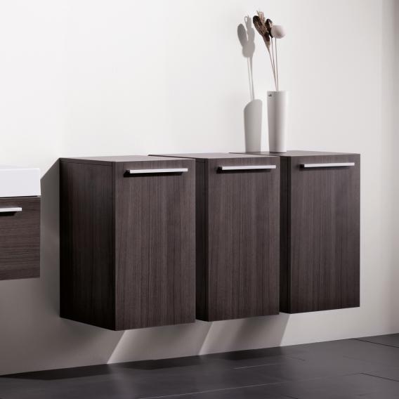 Treos Serie 900 Wandschrank mit 1 Tür Front b-wood / Korpus b-wood