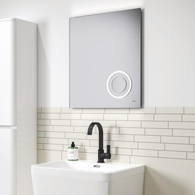 Treos Serie 600 Wandspiegel mit LED-Beleuchtung