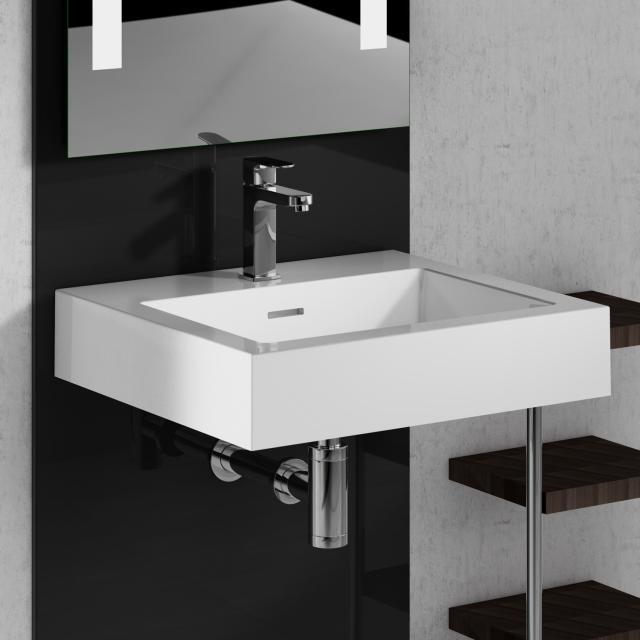 Treos Serie 710 Handwaschbecken mit 1 Hahnoch