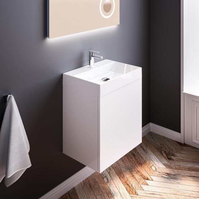 Treos Serie 910 Waschtisch mit Waschtischunterschrank