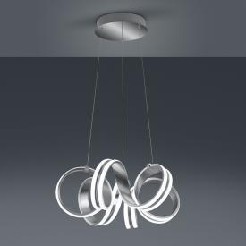 Trio Carrera LED Pendelleuchte mit Dimmer