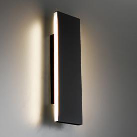 TRIO Concha LED Wandleuchte mit Dimmer, klein
