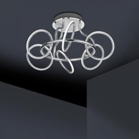 Trio Olympus LED Deckenleuchte mit Dimmer