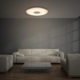 Trio Tokyo LED Deckenleuchte mit Dimmer