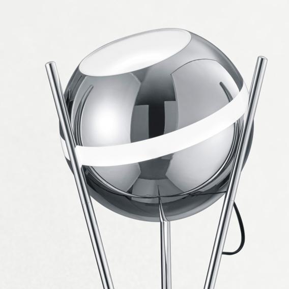Trio Balloon LED Stehleuchte mit Dimmer