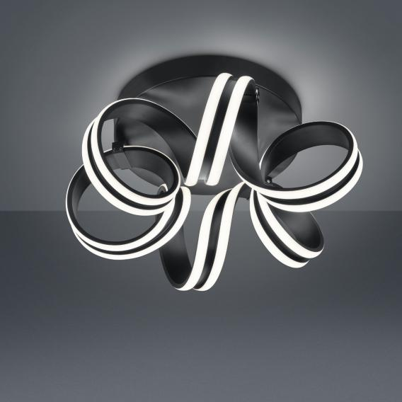 Trio Carrera LED Deckenleuchte mit Dimmer