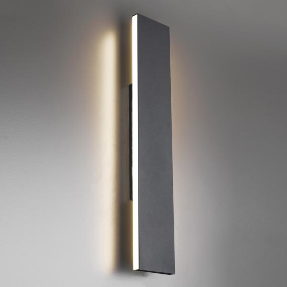 Trio Concha LED Wandleuchte mit Dimmer, groß