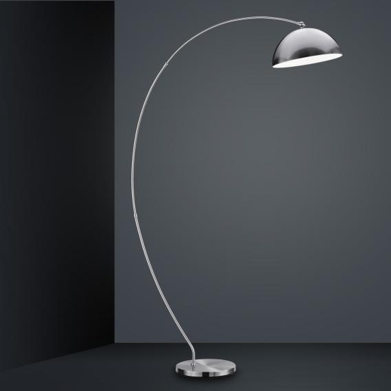 Trio Florestan LED Stehleuchte mit Dimmer