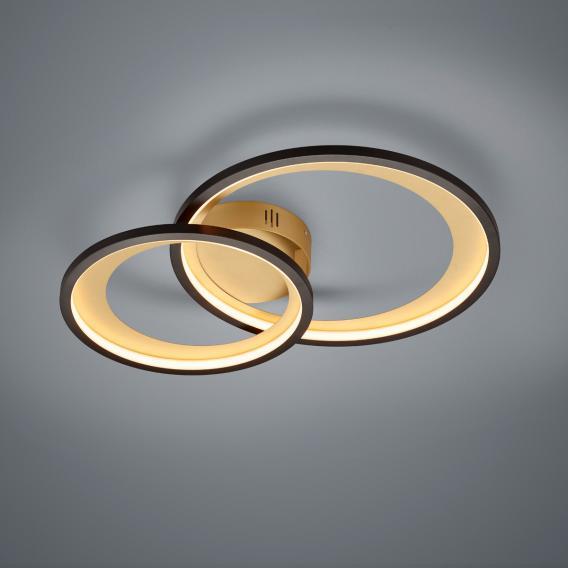 Trio Granada LED Deckenleuchte mit Dimmer