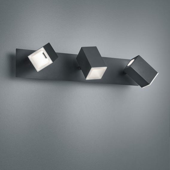 Trio Lagos LED Wandleuchte / Spot, 3-flammig