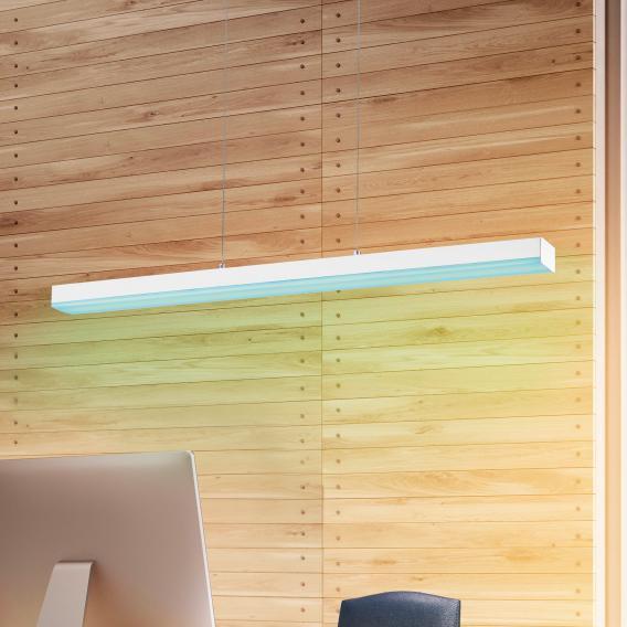 Trio Livaro RGBW LED Pendelleuchte mit Dimmer