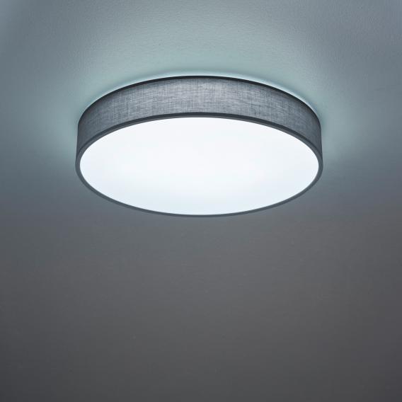 Trio Lugano LED Deckenleuchte mit Fernbedienung und Dimmer