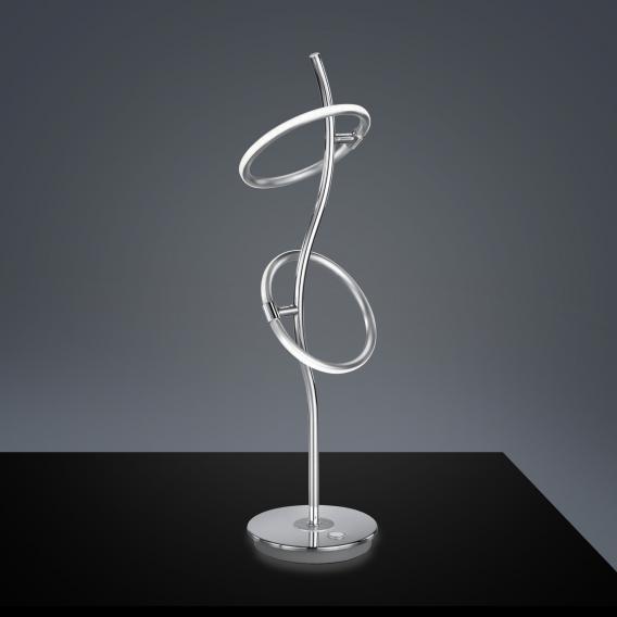 Trio Olympus LED Tischleuchte mit Dimmer