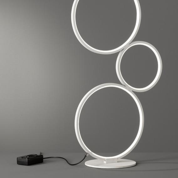 Trio Rondo LED Stehleuchte mit Dimmer