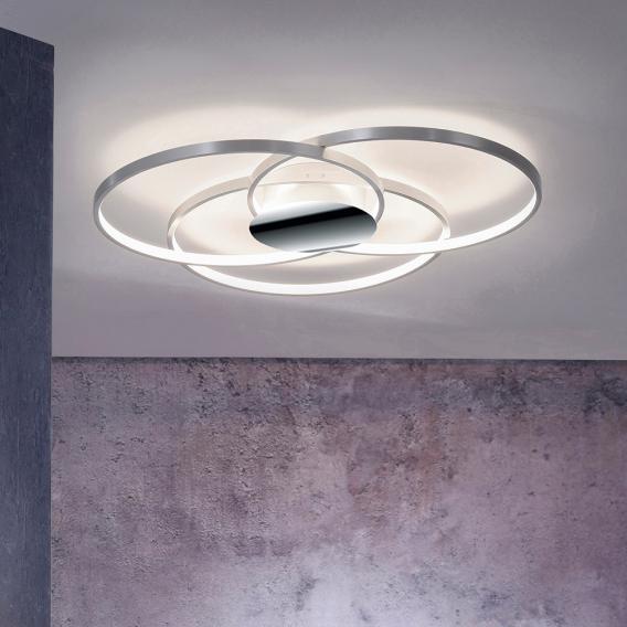 TRIO Sedona LED Deckenleuchte, 4-flammig