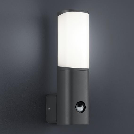 Trio Ticino LED Wandleuchte mit Bewegungsmelder