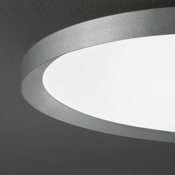 Trio Torrance LED Deckenleuchte mit Fernbedienung und Dimmer