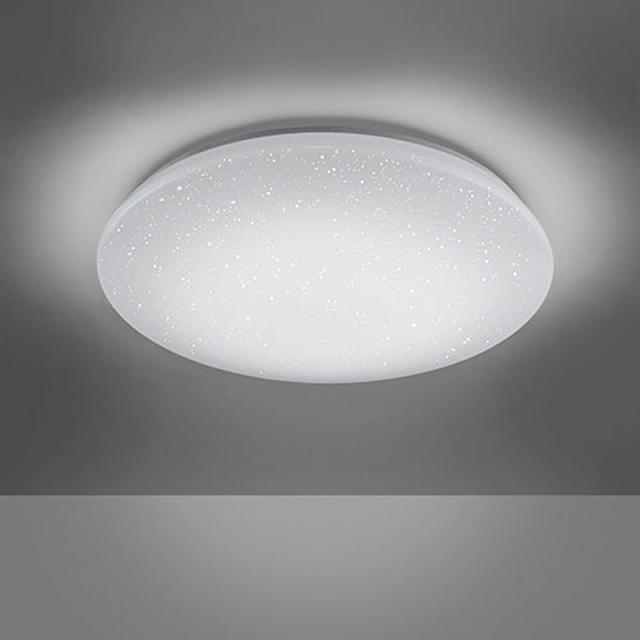 TRIO Charly RGBW LED Deckenleuchte mit Dimmer