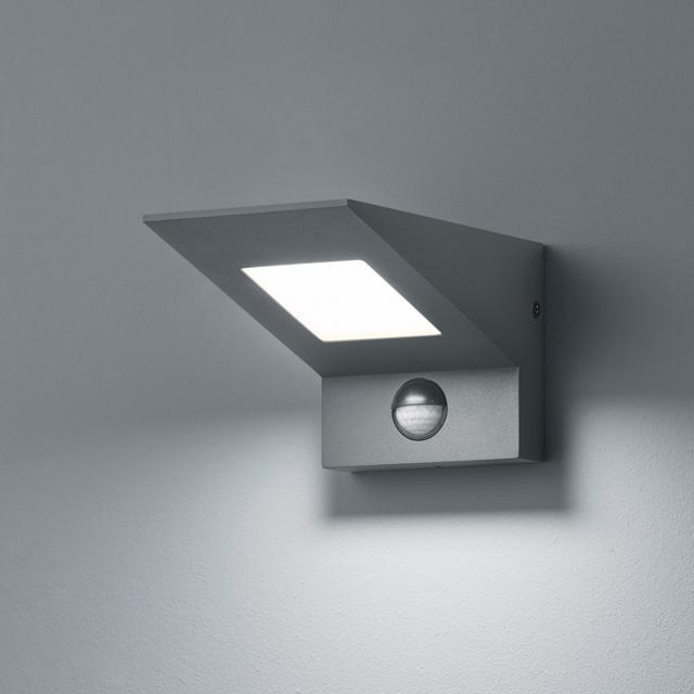TRIO Nelson LED Wandleuchte mit Bewegungsmelder