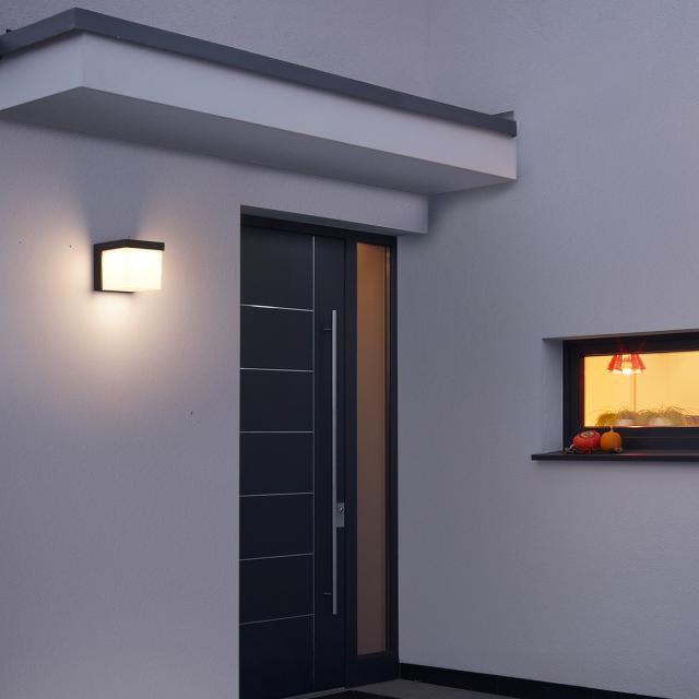 TRIO Yangtze LED Wandleuchte