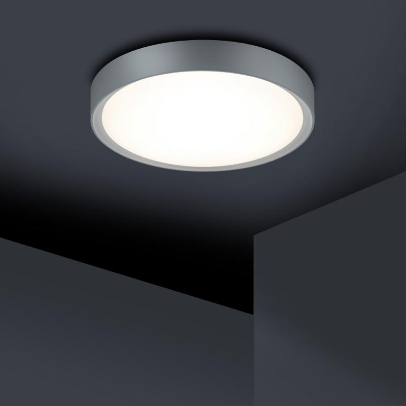 trio clarimo led deckenleuchte 659011887 reuter. Black Bedroom Furniture Sets. Home Design Ideas