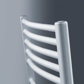 Vasco Bano Badheizkörper, mit Standardanschluss, gebogen breite 45 cm, 636 Watt