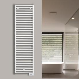 Vasco Iris HD-EL Badheizkörper für rein elektrischen Betrieb weiß, 1250 Watt