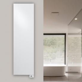 Vasco Niva EL Badheizkörper für rein elektrischen Betrieb feinstruktur weiß, 1250 Watt