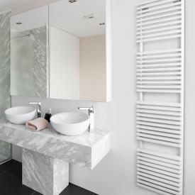 Vasco Zana Bad ZBD-EL Badheizkörper für rein elektrischen Betrieb weiß, 1250 Watt