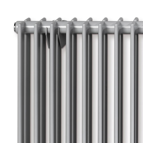 vasco tulipa vertikal hohe heizk rper 2reihig breite 270 mm 6 rohre 808 watt. Black Bedroom Furniture Sets. Home Design Ideas