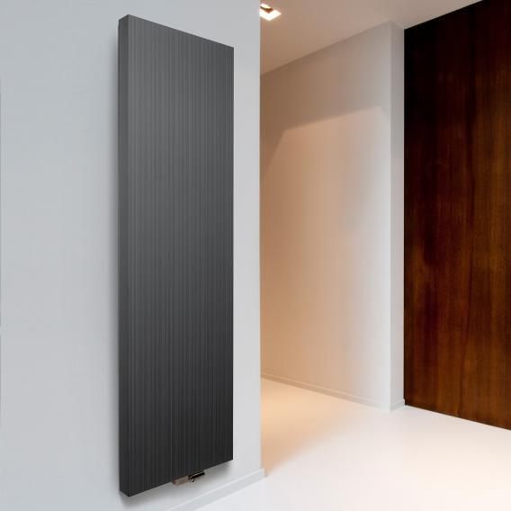 Vasco Bryce Designheizkörper für Warmwasserbetrieb anthrazit Januar, 2391 Watt
