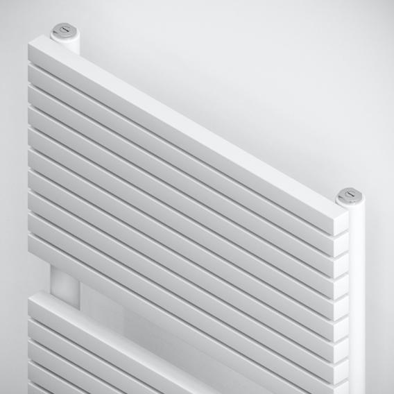 Vasco Carré Bad CB-EL Badheizkörper für rein elektrischen Betrieb weiß, 500 Watt