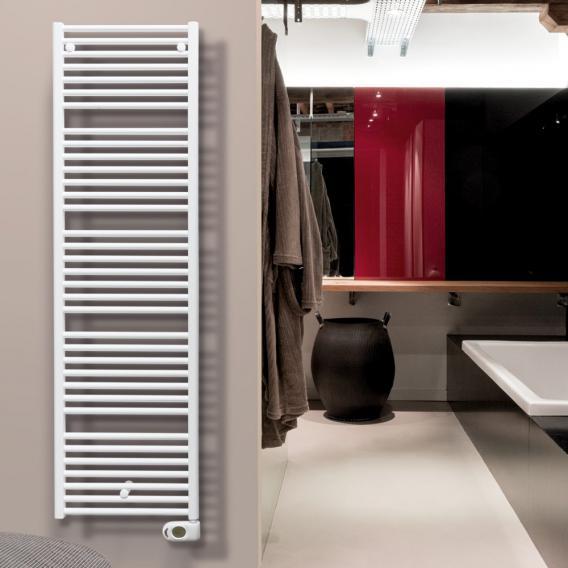 Vasco E-Bano Badheizkörper für rein elektrischen Betrieb weiß, 750 Watt