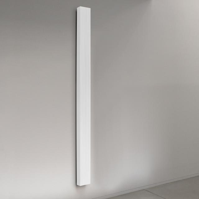 Vasco Bryce Mono Designheizkörper für Warmwasserbetrieb weiß, 586 Watt