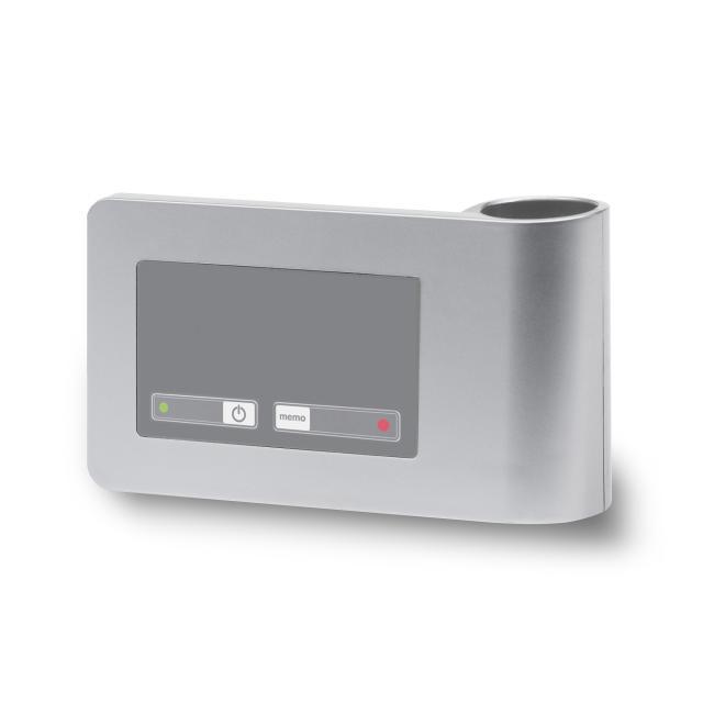 Vasco E-VOLVE E-V-RF Regler und Funkempfänger mit Heizpatrone grau, 750 Watt
