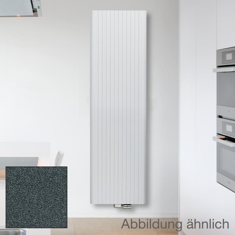 vasco alu zen vertikal heizk rper anthrazit januar breite 600 mm 2155 watt. Black Bedroom Furniture Sets. Home Design Ideas