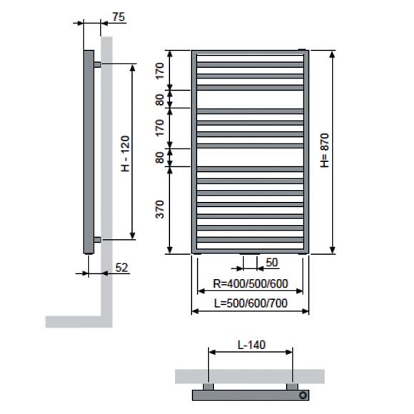 vasco arche badheizk rper horizontal wei breite 50 cm 112590500087011889016 0000 reuter. Black Bedroom Furniture Sets. Home Design Ideas