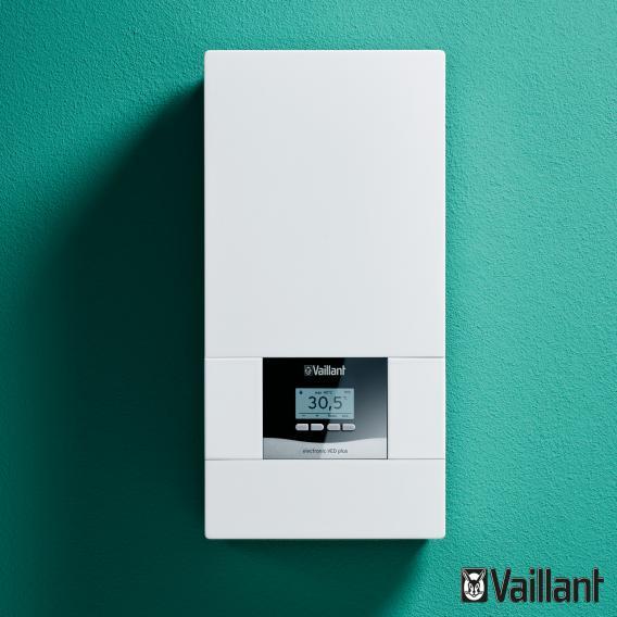 Vaillant electronicVED E plus Durchlauferhitzer, elektronisch gesteuert, 20 bis 55°C