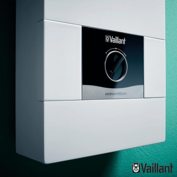 Vaillant electronicVED E pro Durchlauferhitzer, elektronisch gesteuert, 35°C, 45°C oder 55°C