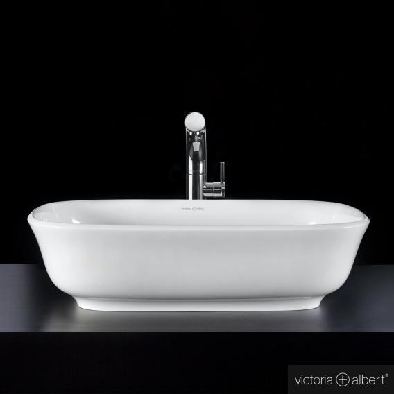 Victoria + Albert Amiata 60 Aufsatzwaschtisch weiß
