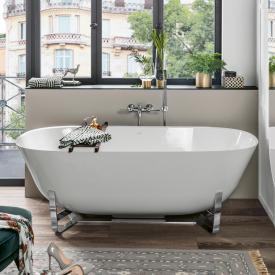 Villeroy & Boch Antheus Freistehende Oval Badewanne weiß