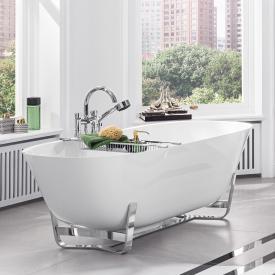 Villeroy & Boch Antheus Freistehende Oval-Badewanne weiß