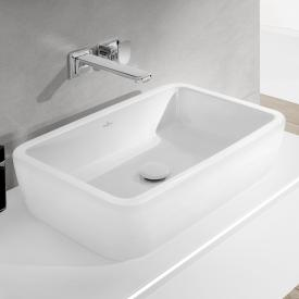 Villeroy & Boch Architectura Aufsatzwaschtisch weiß mit CeramicPlus ohne Überlauf