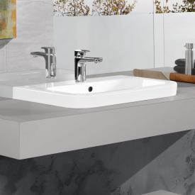 Villeroy & Boch Architectura Einbauwaschtisch weiß, mit CeramicPlus