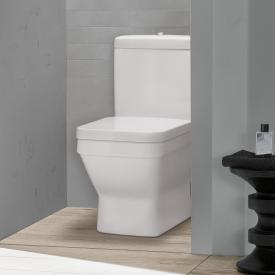 Villeroy & Boch Architectura Stand-Tiefspül-WC für Kombination weiß, mit CeramicPlus