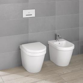 Villeroy & Boch Architectura Stand-Tiefspül-WC weiß, mit CeramicPlus